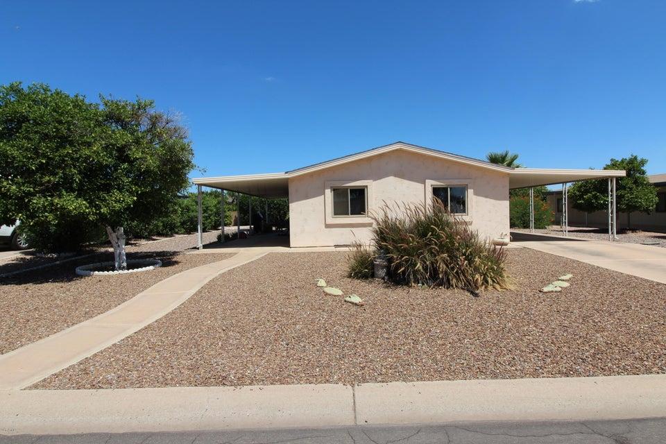 25437 S ILLINOIS Avenue, Sun Lakes, AZ 85248