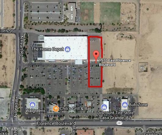 157x E Florence Boulevard Lot 0, Casa Grande, AZ 85122