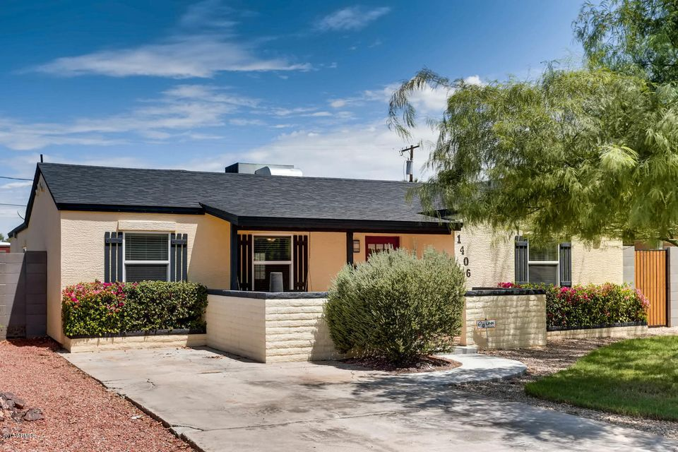 1406 E WINDSOR Avenue, Phoenix, AZ 85006