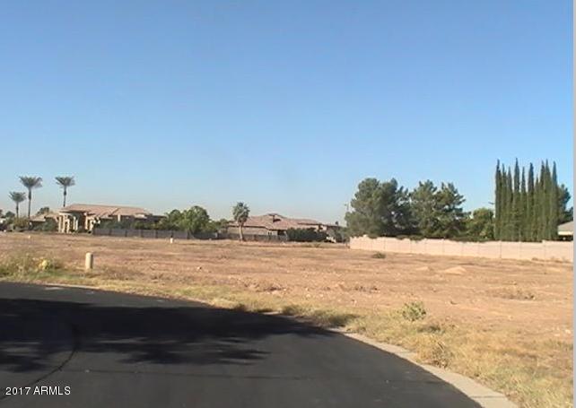 3960 E NORCROFT Circle Lot 16, Mesa, AZ 85215