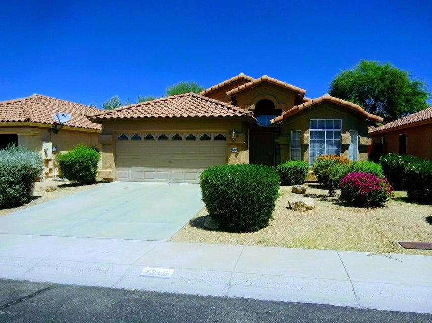 7216 E Starla Drive, Scottsdale, AZ 85255