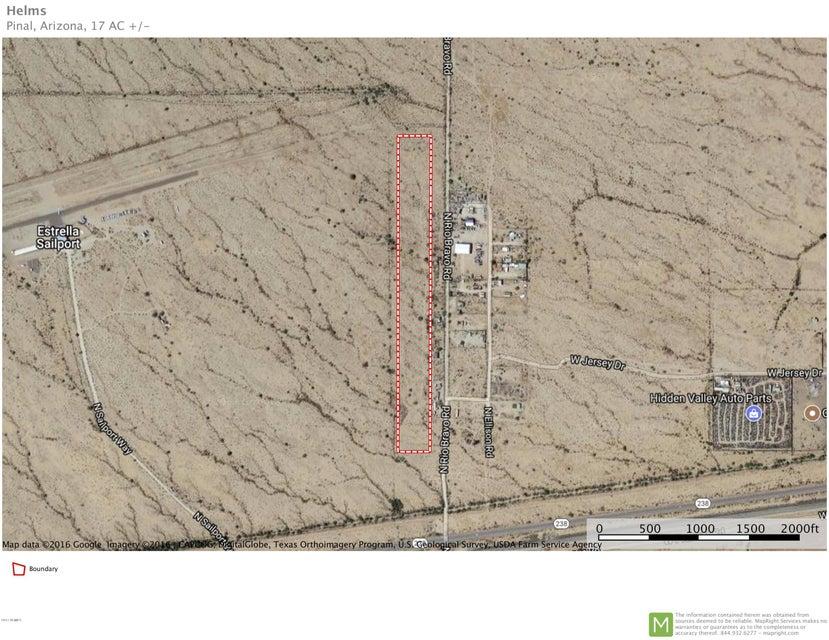 N Rio Bravo Road, Maricopa, AZ 85139