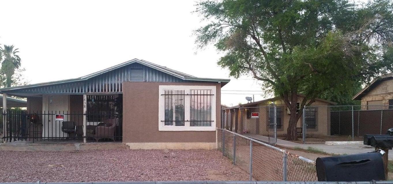 2838 W MELVIN Street, Phoenix, AZ 85009