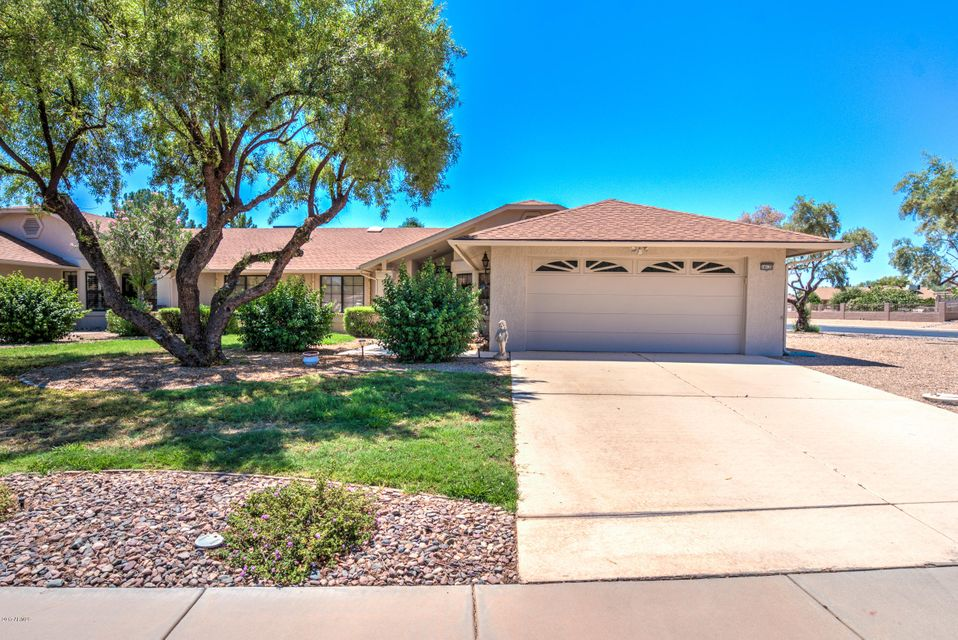 14135 W CAVALCADE Drive, Sun City West, AZ 85375