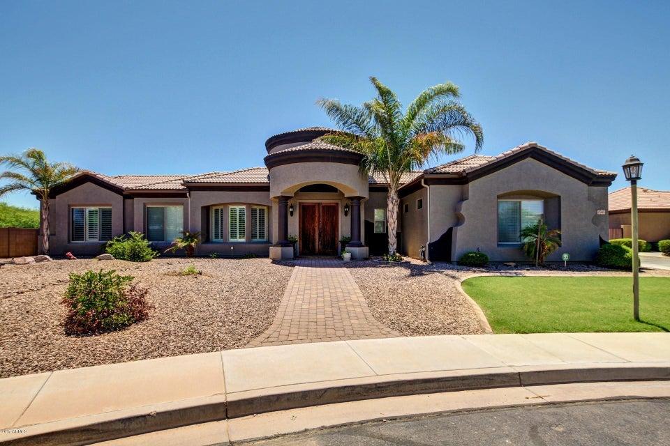 2745 E CANYON Place, Chandler, AZ 85249