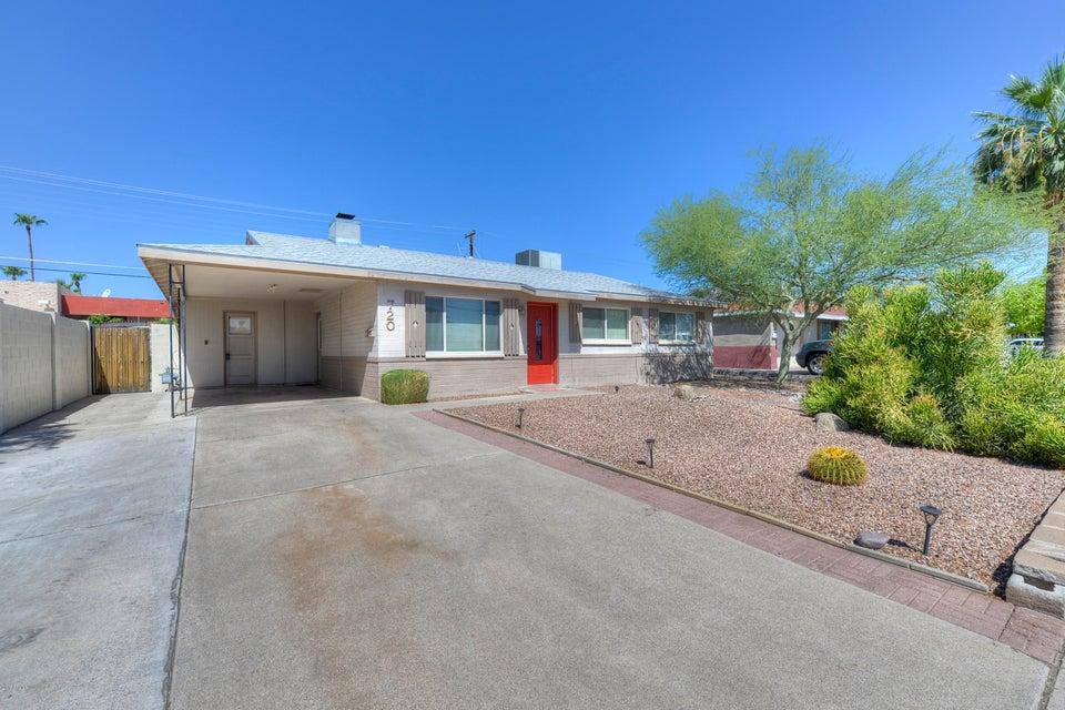 720 N 72ND Place, Scottsdale, AZ 85257