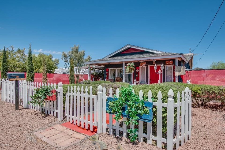 440 W TAYLOR Avenue, Coolidge, AZ 85128