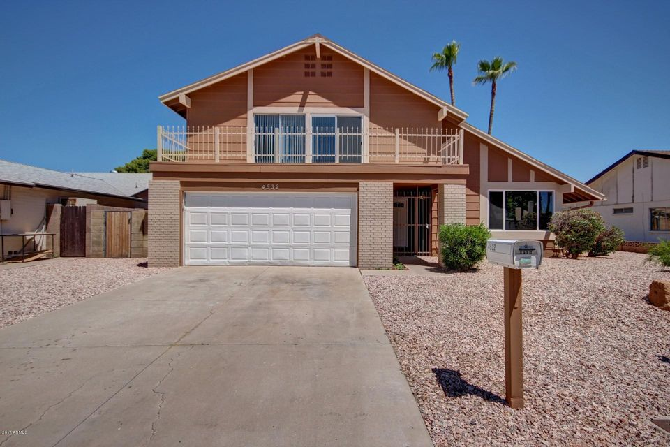 4532 W COCHISE Drive, Glendale, AZ 85302