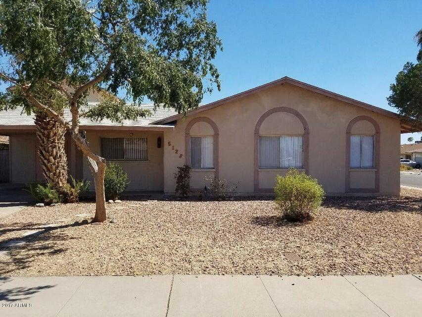5123 W EVANS Drive, Glendale, AZ 85306