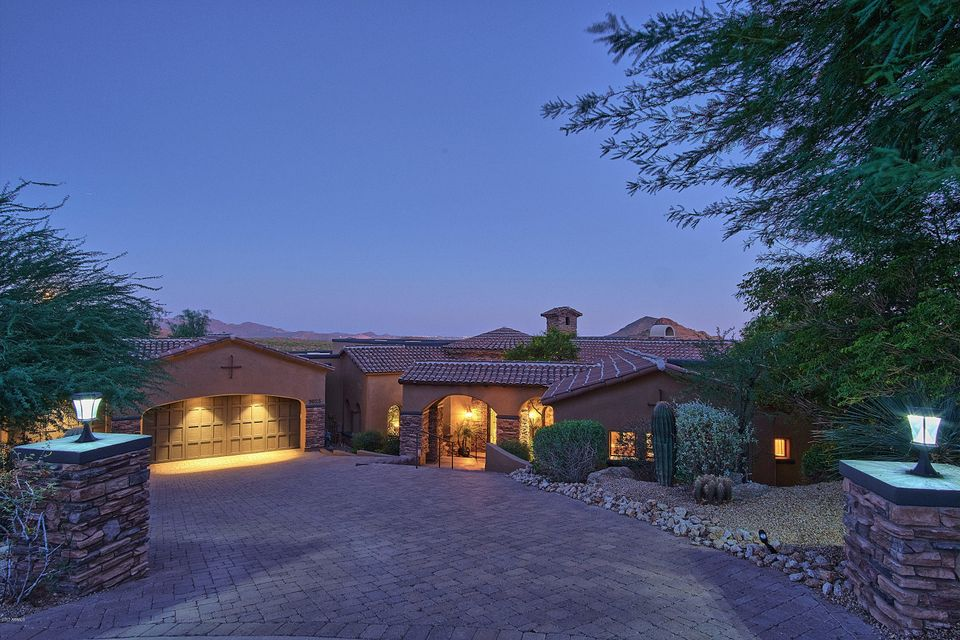 9025 N Flying Butte --, Fountain Hills, AZ 85268