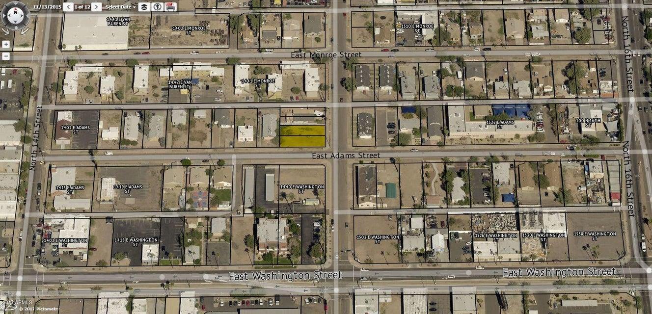 1446 E ADAMS Street Lot 23, Phoenix, AZ 85034