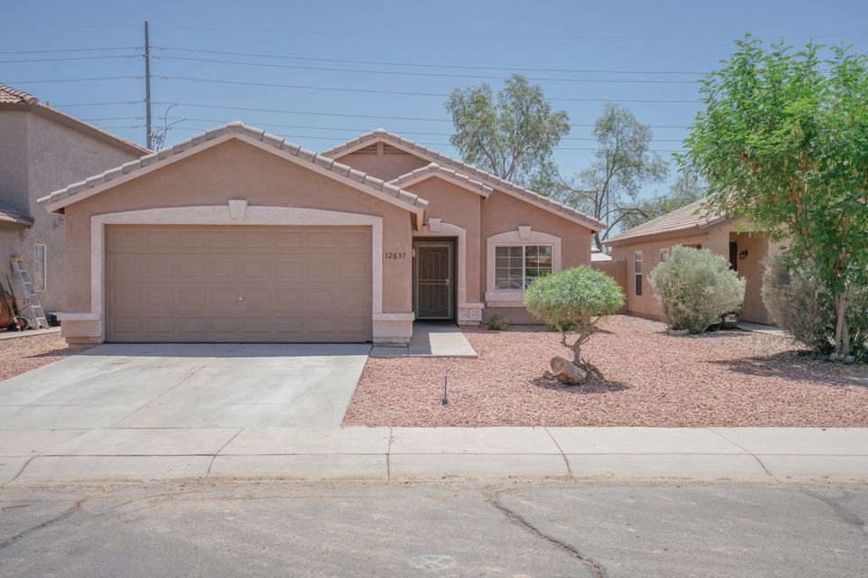 12637 W CHARTER OAK Road, El Mirage, AZ 85335