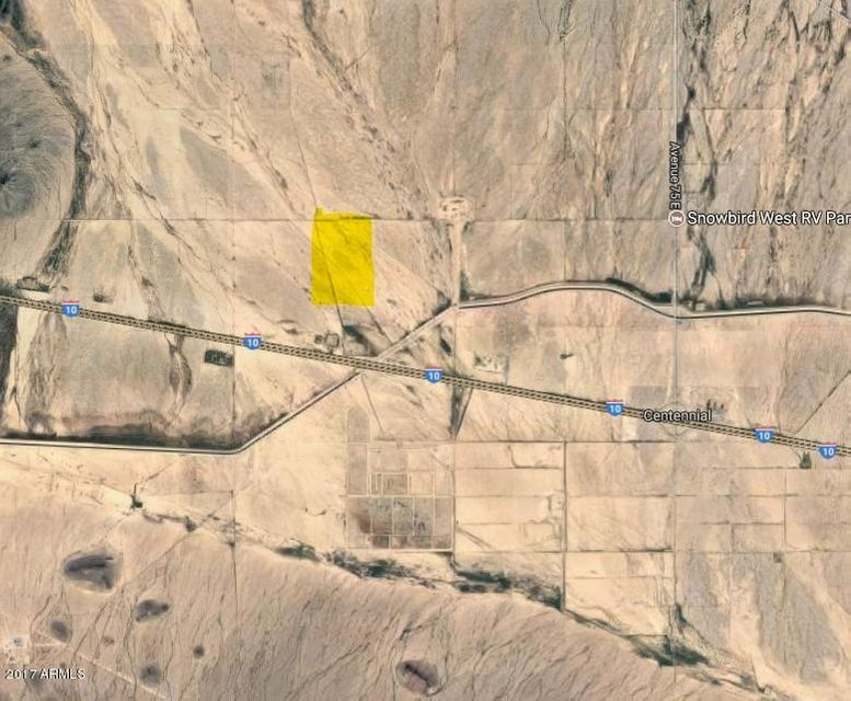 77802 GOV T WELL Road Lot 30327008, Salome, AZ 85348