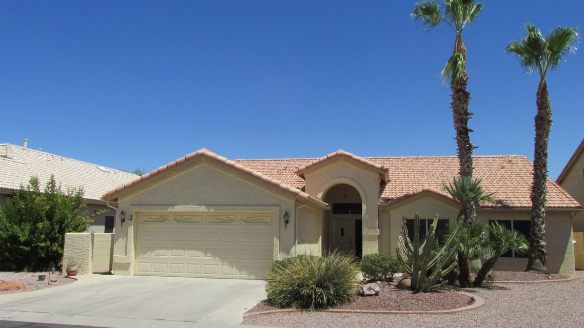 8933 E DIAMOND Drive, Sun Lakes, AZ 85248