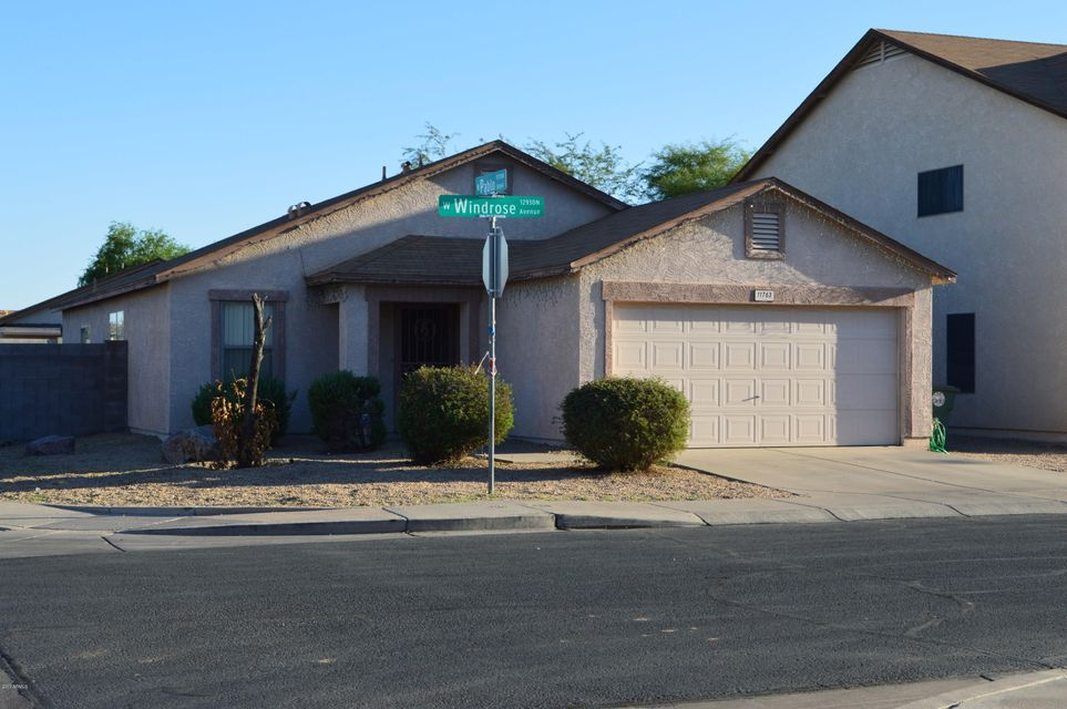 11763 W WINDROSE Avenue, El Mirage, AZ 85335