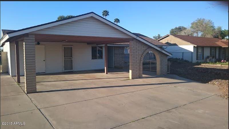 5505 W SUNNYSLOPE Lane, Glendale, AZ 85302