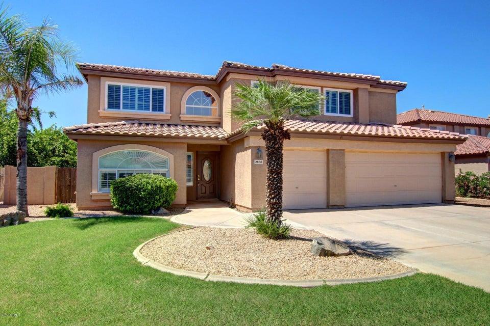 2630 E CATCLAW Street, Gilbert, AZ 85296