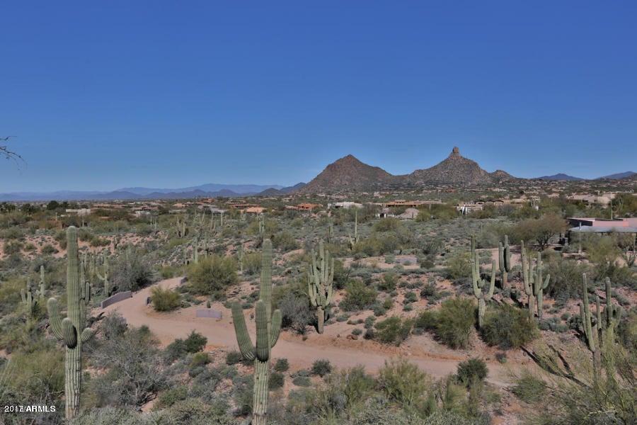 10555 E PINNACLE PEAK Road Lot 8, Scottsdale, AZ 85255