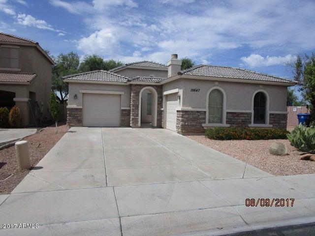 15647 W OCOTILLO Lane, Surprise, AZ 85374