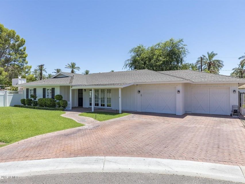 4636 E CALLE REDONDA --, Phoenix, AZ 85018