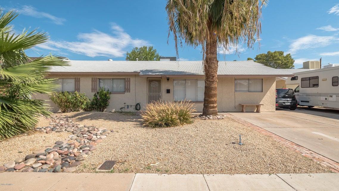 4606 W ROSE Lane, Glendale, AZ 85301