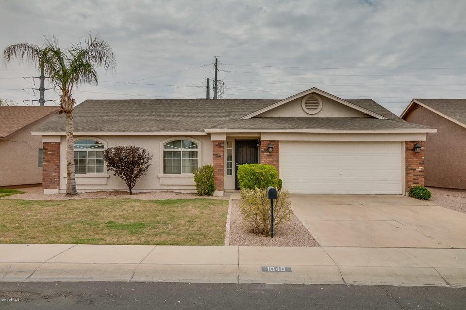 1040 S WANDA Drive, Gilbert, AZ 85296