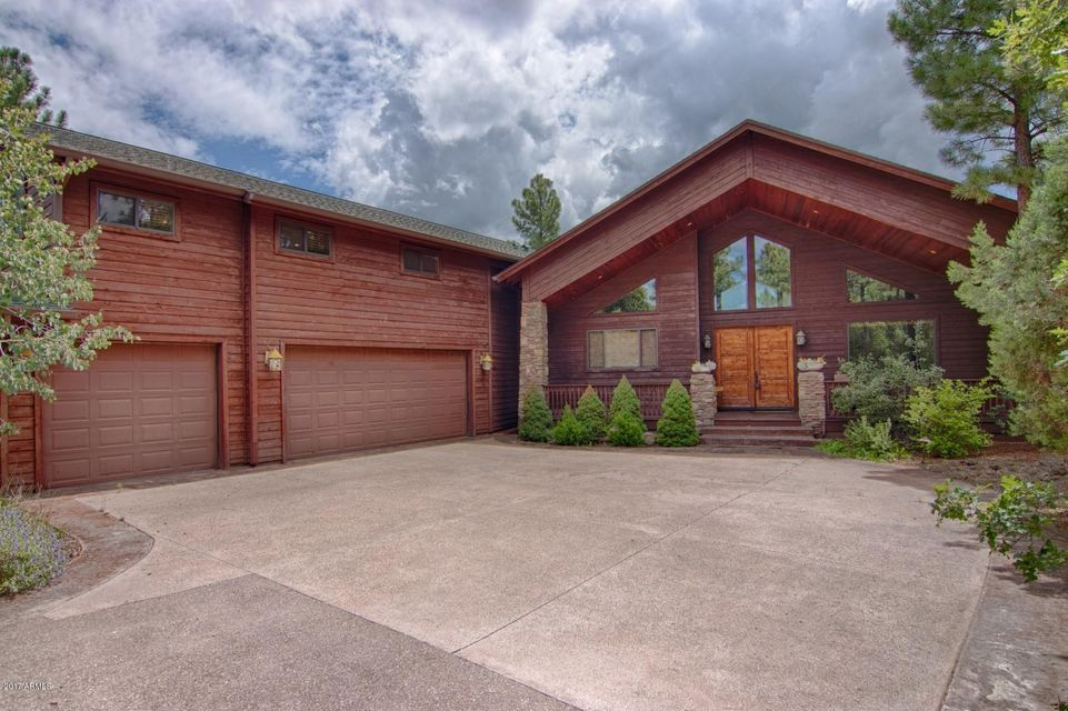 3821 W SUGAR PINE Way, Show Low, AZ 85901