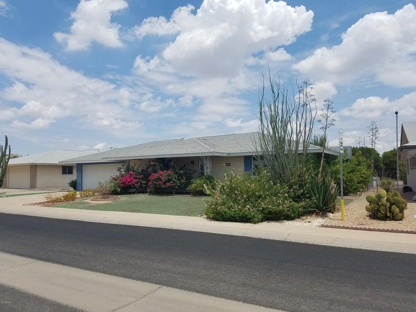 10541 W KINGSWOOD Circle, Sun City, AZ 85351