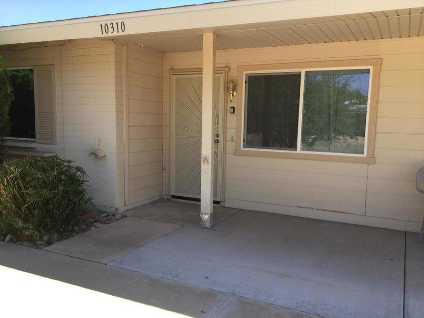 10310 W DEANNE Drive, Sun City, AZ 85351