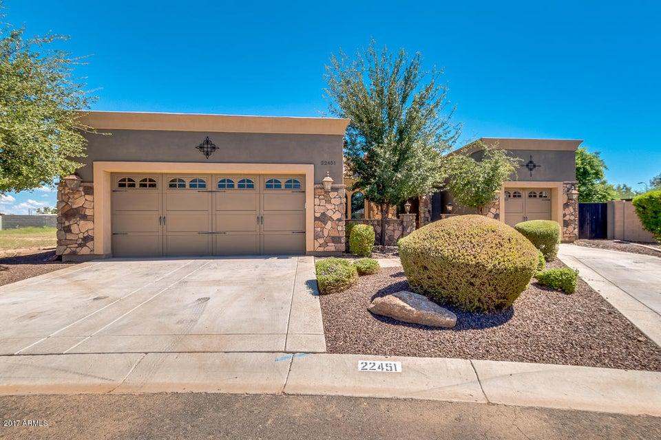 22451 S 215TH Street, Queen Creek, AZ 85142