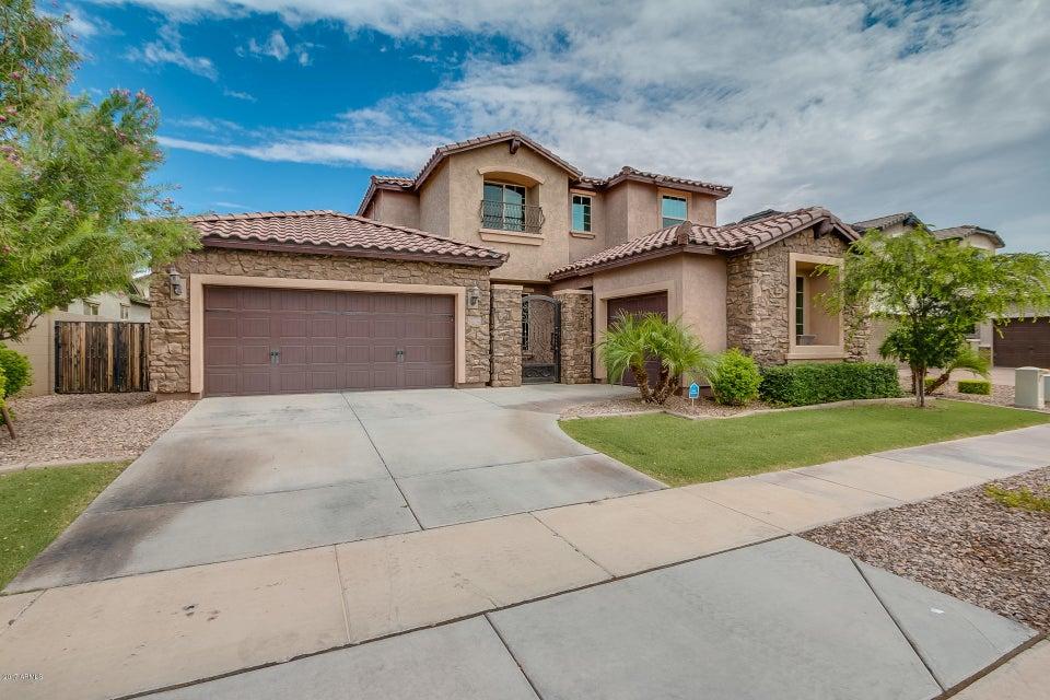 3566 E IVANHOE Street, Gilbert, AZ 85295