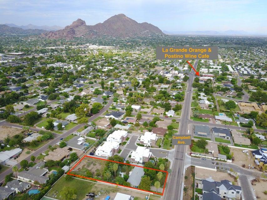3714 E CAMPBELL Avenue Lot 2, Phoenix, AZ 85018