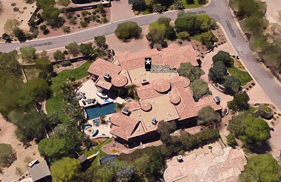 8305 N RIDGEVIEW Drive, Paradise Valley, AZ 85253