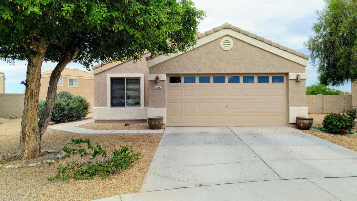 15220 N TONYA Street, El Mirage, AZ 85335