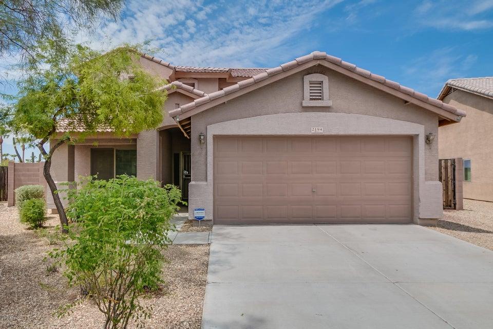 2194 S 156TH Avenue, Goodyear, AZ 85338