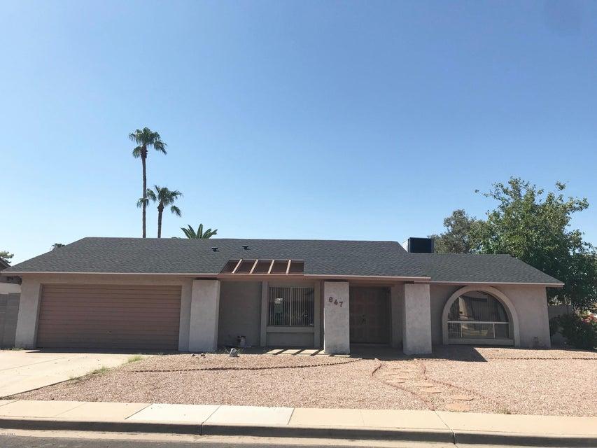 647 W KILAREA Avenue, Mesa, AZ 85210