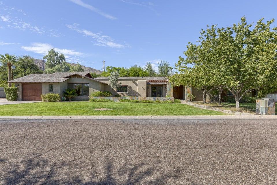 6112 E CALLE DEL MEDIA --, Scottsdale, AZ 85251