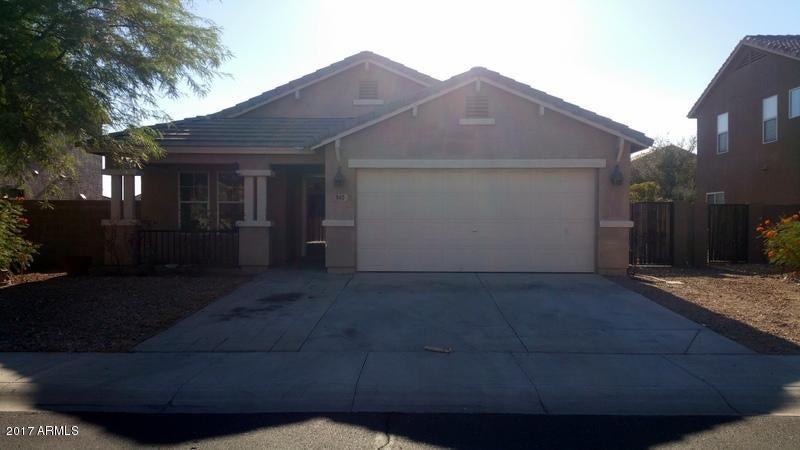 940 S 242 Nd Drive, Buckeye, AZ 85326