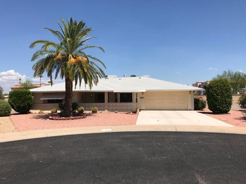 9201 W INDIAN HILLS Drive, Sun City, AZ 85351