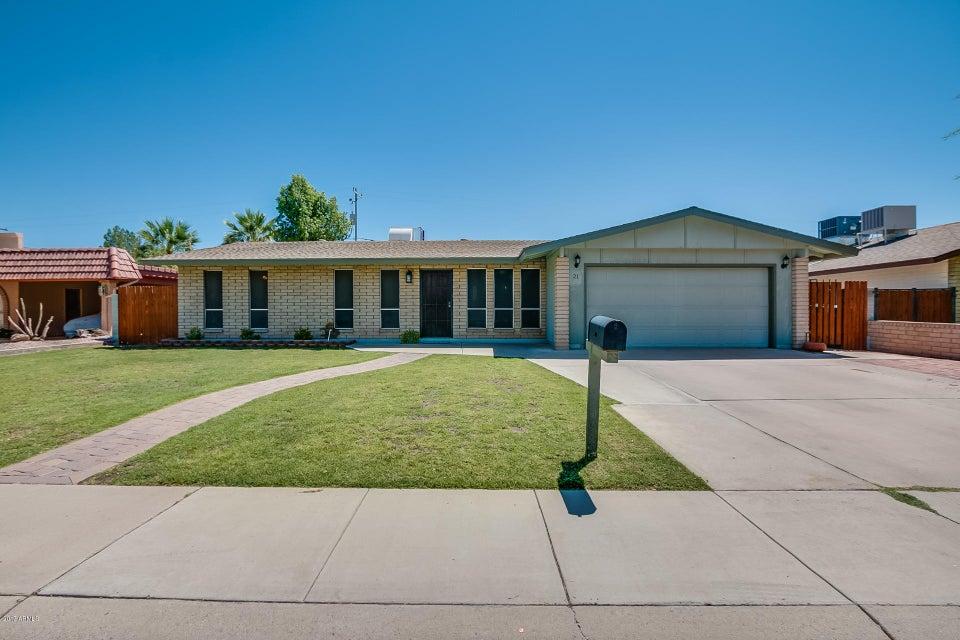 21 S PUEBLO Street, Gilbert, AZ 85233