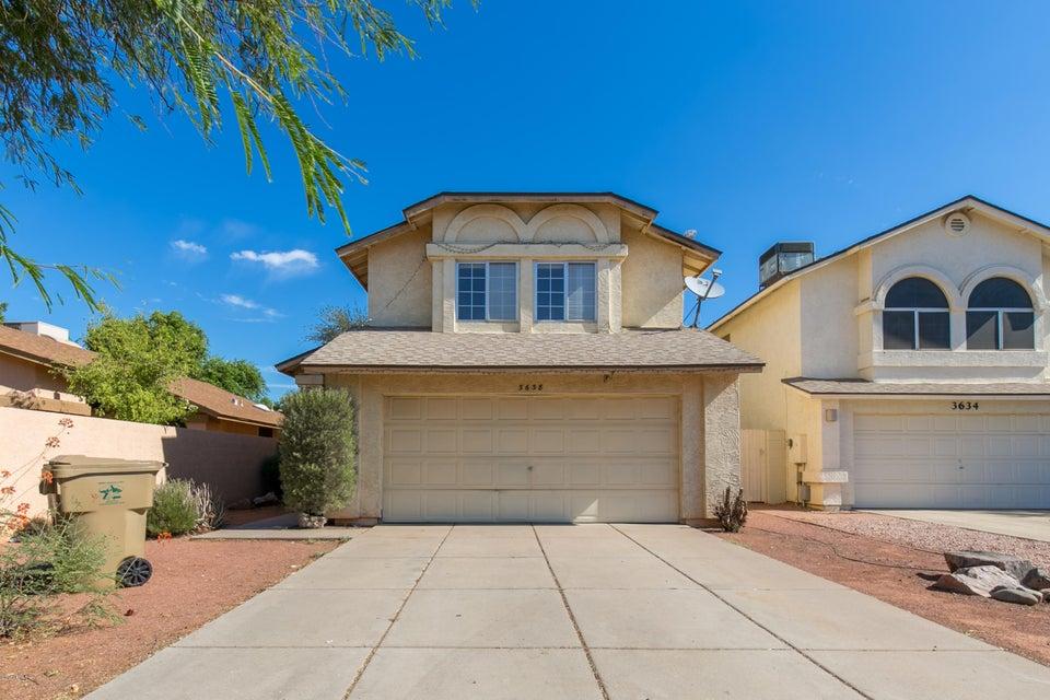 3638 W WAHALLA Lane, Glendale, AZ 85308