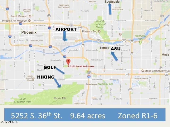 5252 S 36TH Street, Phoenix, AZ 85040
