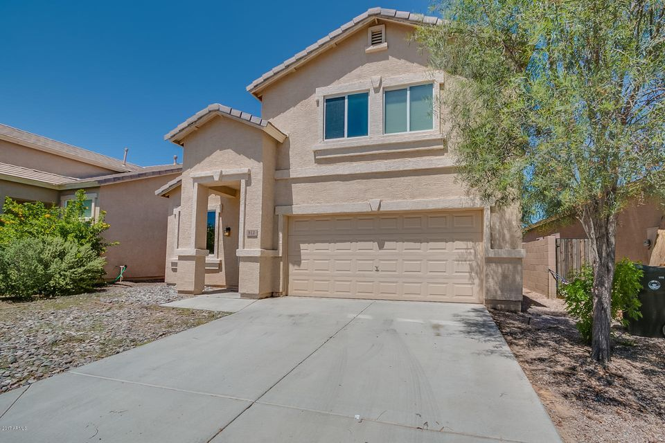 812 W SPRUELL Avenue, Coolidge, AZ 85128
