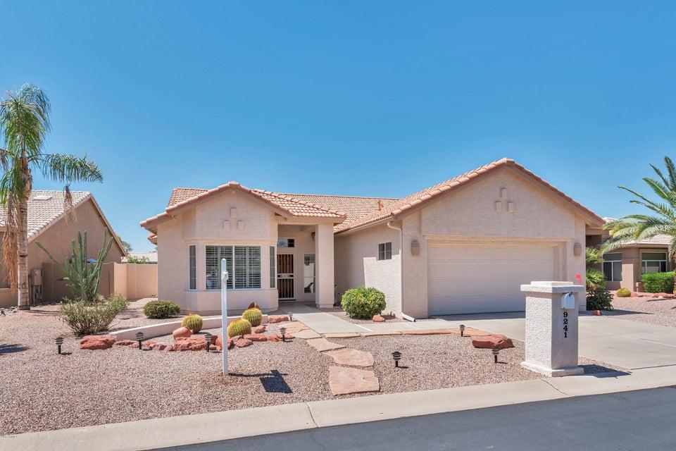 9241 E EMERALD Drive, Sun Lakes, AZ 85248