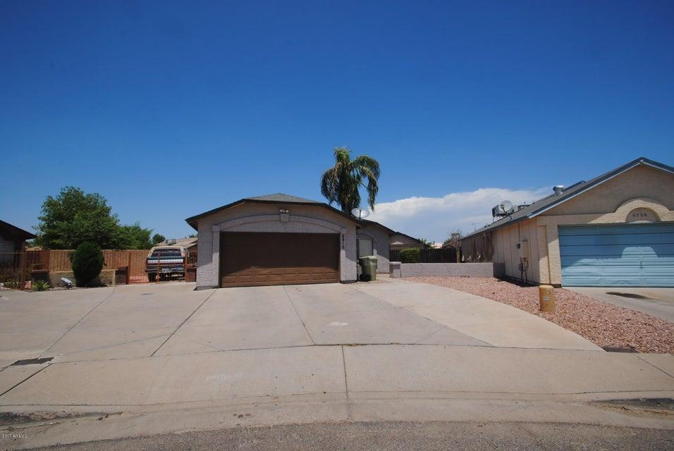 6910 W STATE Avenue, Glendale, AZ 85303