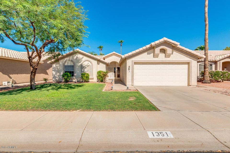 1351 N JACKSON Street, Chandler, AZ 85225