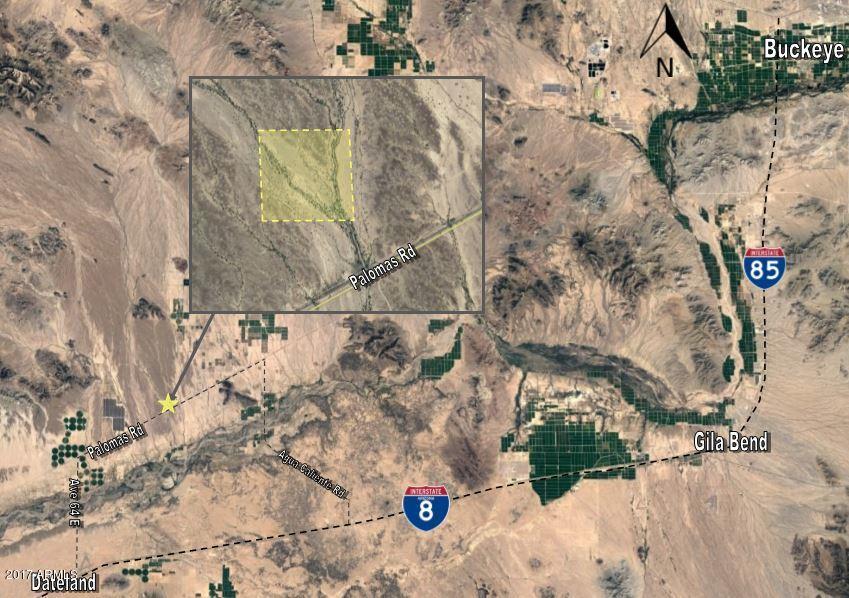 xxx Palomas Rd --, Dateland, AZ 85333