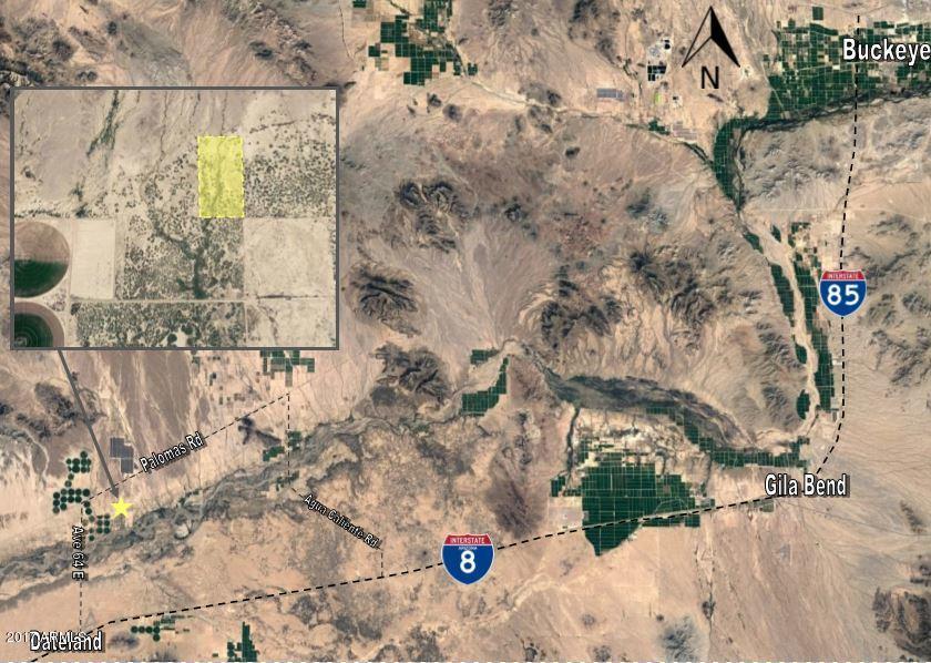 xxx Ave 68E --, Dateland, AZ 85333