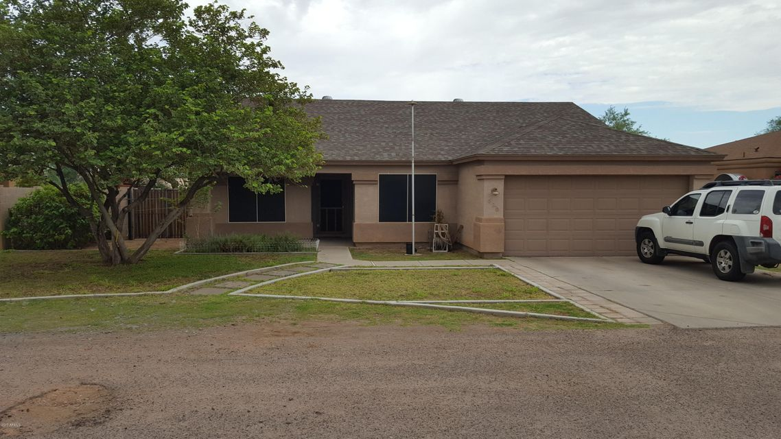 520 S 111TH Place, Mesa, AZ 85208