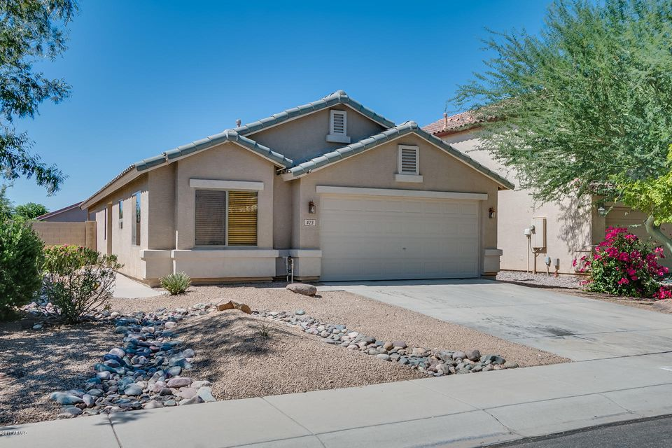423 W CORRIENTE Court, San Tan Valley, AZ 85143